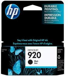 HP CD971AE - originální černá inkoustová HP 920 - propadlá záruka