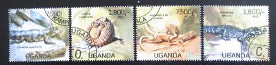 Uganda 2013 Plazi Mi# 3025-28 Kat 22€ 0837