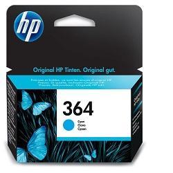 HP CB318EE - originální inkoustová náplň HP 364 - propadlá záruka