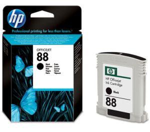 HP C9385A - originální inkoustová černá HP 88 - propadlá záruka