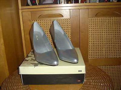 Dámská obuv pro pány