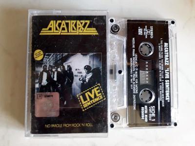 ALCATRAZ - Live Sentence - No Parole From Rock 'n' Roll - Original MC