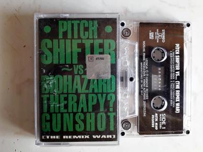 PITCH SHIFTER – [The Remix War] - Original MC