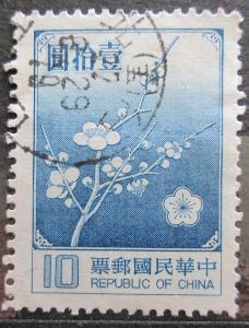 Taiwan 1979 Národní květina Mi# 1291 0526