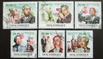 Mozambik 2009 Císař Hirohito Mi# 3322-27 0534