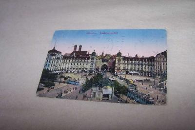 NĚMECKO  MNICHOV MUNCHEN tramvaj / pd9/