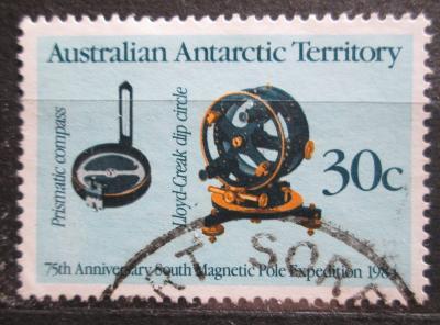 Australská Antarktida 1984 Přístroje Mi# 61 0761