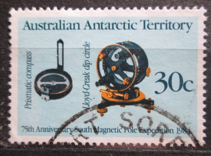 Australská Antarktida 1984 Přístroje Mi# 61 0761 - Filatelie