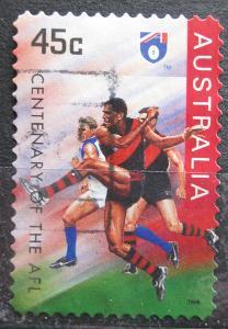 Austrálie 1996 Rugby Mi# 0763