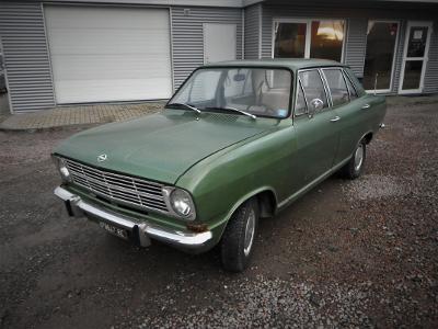 Opel Kadett BL    r.v.:1971     1.1  33 kW
