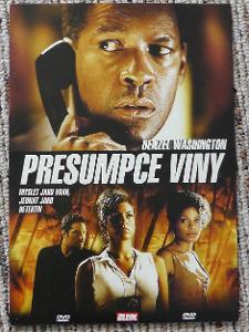 DVD-Presumpce viny