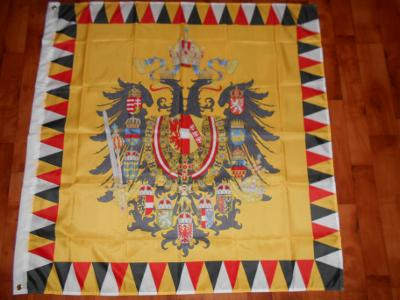 Mega Baner,vlajka Rakousko -Uherská standarta 120cm