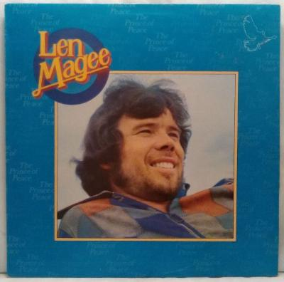 LP Len Magee - The Prince Peace, 1972  EX
