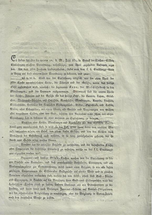 Dokument - Antikvariát