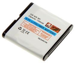 Baterie pro Nokia N81 N82 - neoriginální BP-6MT 8GB 6720c BPA0072