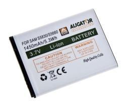 Baterie pro Samsung S5830 - neoriginální EB494358VU, S5660 BLA-0244