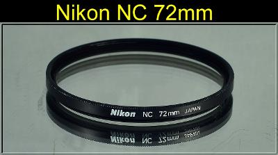 VG - Nikon 72mm NC (neutral color)