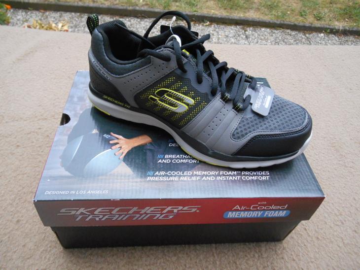 f121e693cd Nové pánské sportovní boty zn.  SKECHERS - vel. 43 (6944224054)