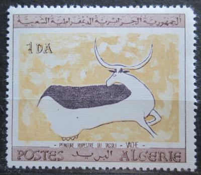Alžírsko 1967 Skalní malba Mi# 467 0516