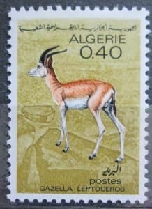 Alžírsko 1967 Gazela Mi# 482 0516