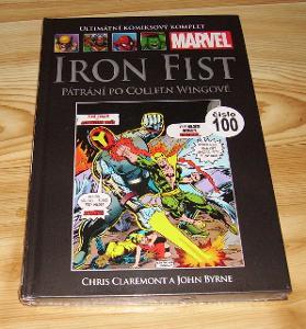 Iron Fist: Pátrání po Colleen Wingové (UKK) v orig.fólii