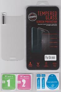 Ochranné tvrzené sklo Samsung Galaxy S4 mini