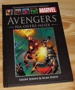 Avengers: Na ostří nože (UKK)
