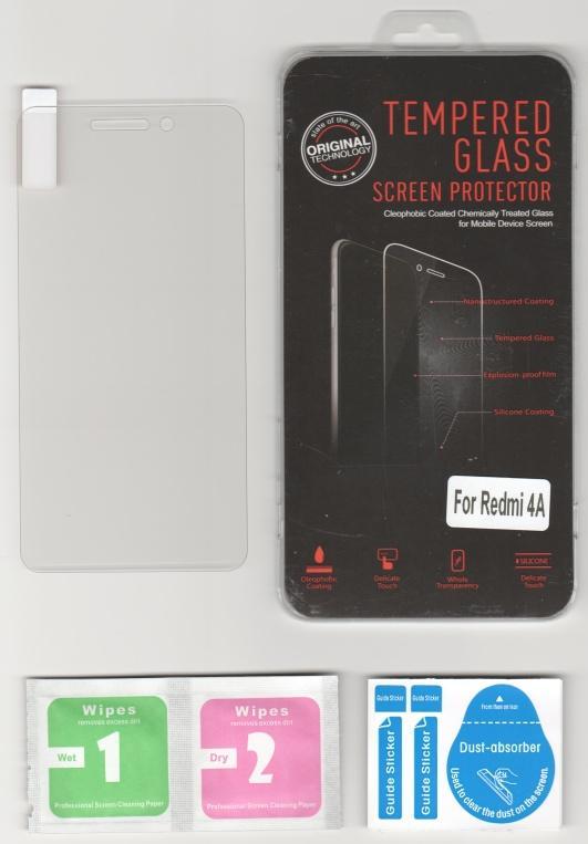 Ochranné tvrzené sklo pro Xiaomi Redmi 4A - Ochranné fólie a skla