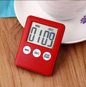 Digitální kuchyňská minutka - časovač s magnetem + drobný dárek