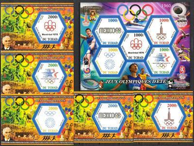 Čad 2015, Olympijské hry