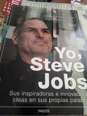 Super cena- Yo, Steve Jobs