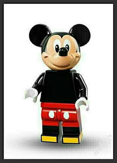 LEGO - figurka Myšák Mickey (série Disney)