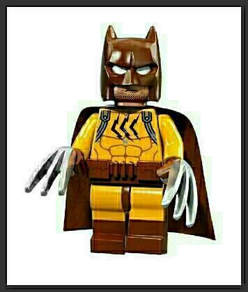 LEGO - figurka Catman (série The Batman Movie)