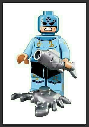 LEGO - figurka Zodiac master (série The Batman Movie)