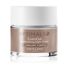 Noční obnovující krém Optimals Even Out Oriflame