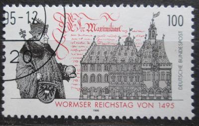 Německo 1995 Edikt wormský Mi# 1773 0489