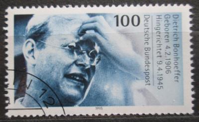 Německo 1995 Dietrich Bonhoeffer Mi# 1788 0490