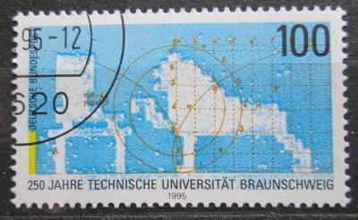 Německo 1995 Technická univerzita Mi# 1783 0490