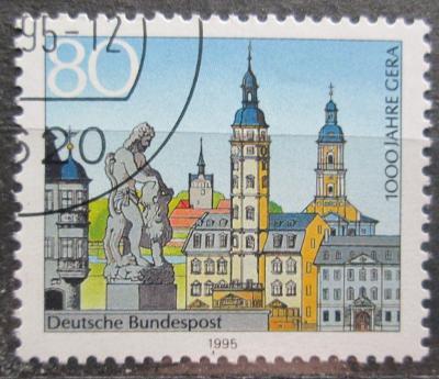 Německo 1995 Provincie Gera Mi# 1772 0490