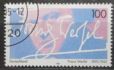 Německo 1995 Franz Werfel Mi# 1813 0491