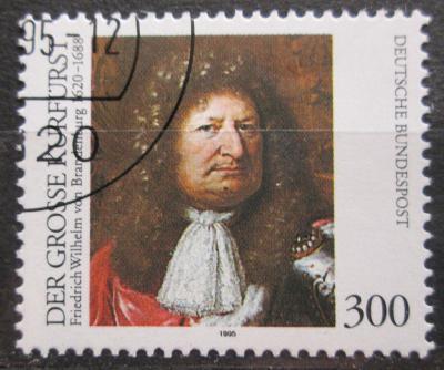 Německo 1995 Frederick William Mi# 1781 0491