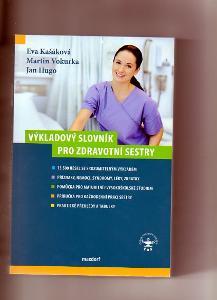 Kašáková, Vokurka        Výkladový slovník pro zdravotní sestry