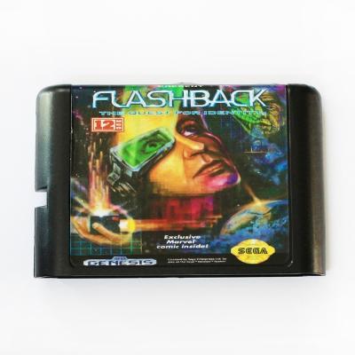 Flashback - Sega Mega drive herní kazeta NOVÁ