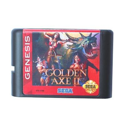 Golden Axe 2 II - Sega Mega drive herní kazeta NOVÁ
