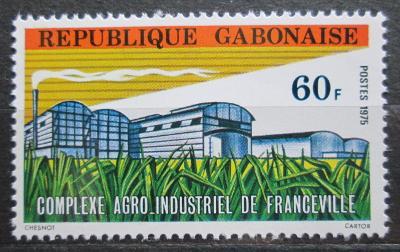 Gabon 1975 Průmyslový komplex Mi# 575 1115