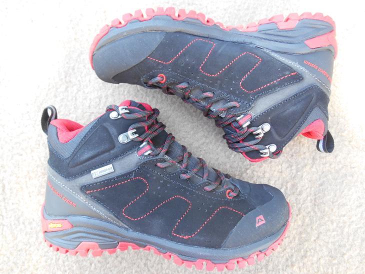 e1a7a299319 Nové kožené outdoorové boty zn.  ALPINE Triglav 2 - vel. 36