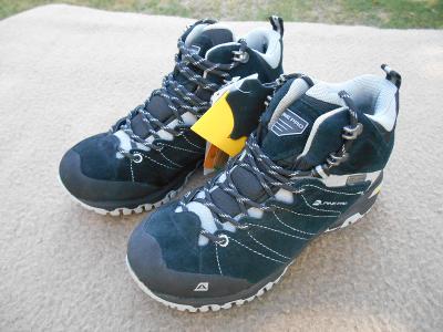 Nové kožené outdoorové boty zn.  ALPINE Triglav - vel. 36 e6e04ce1ed