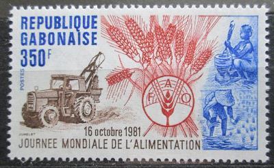 Gabon 1981 Světový den potravin Mi# 806 1126