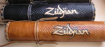 ZILDJIAN Theme- kožený zásobník na paličky ORIGINAL