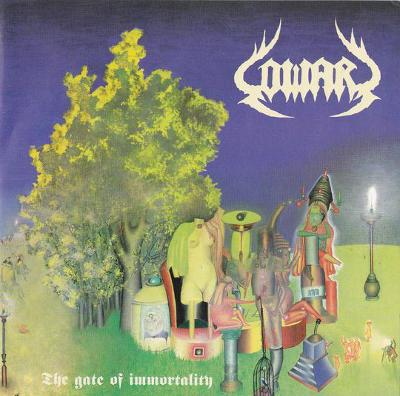 CD Coward - The Gate of Immortality   (2000)